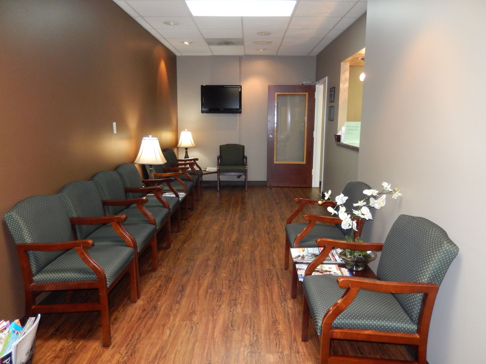 Our Dental Office in Frederick, Maryland